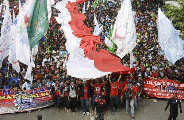 Indonesia Mayday